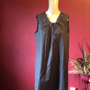 Coldwater Creek size 12 cute Brown dress
